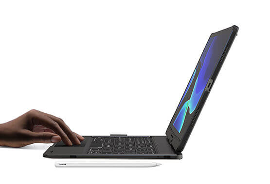 touchpad keyboard case