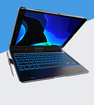 Flexbook keyboard with case