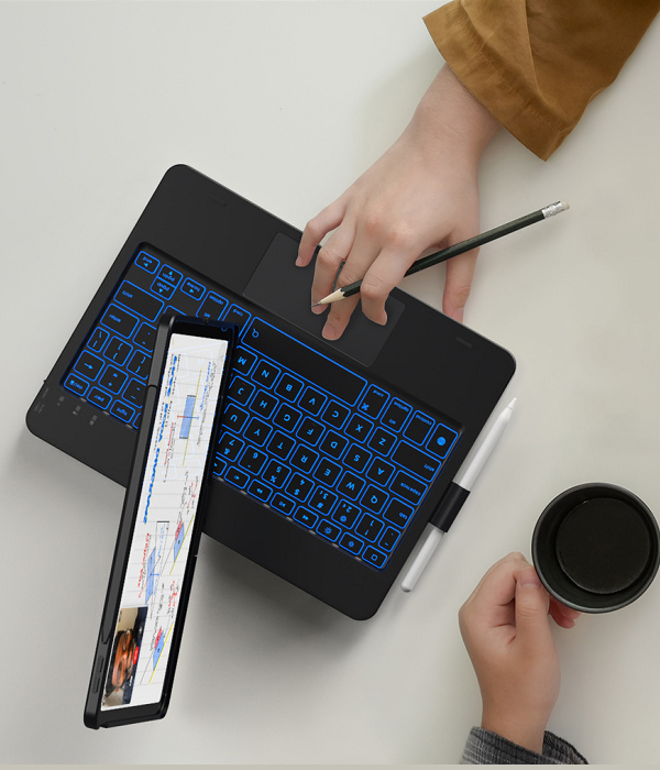 touchpad keyboard case supplier-1